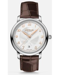 Montblanc Star Legacy Automatic Date 39 Mm - Marrón