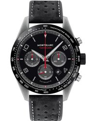 Montblanc TimeWalker Manufacture Chronograph Limited Edition - Grau