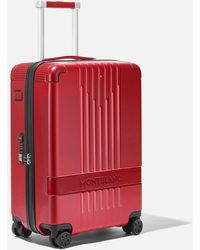 Montblanc Trolley Bagaglio A Mano #my4810 X (red) - Rosso