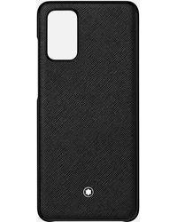 Montblanc Sartorial Hard Phone Case For Samsung Galaxy S20 Plus - Black