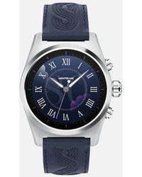 Montblanc Summit Lite Smartwatch - Blau