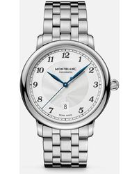 Montblanc Star Legacy Automatic Date 42 Mm - Metálico