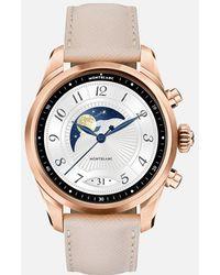 Montblanc Summit 2+ Smartwatch - Mettallic