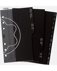 Montblanc Paquete De Iniciación Mediano - Negro