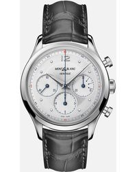 Montblanc Heritage Automatic Chronograph - Grau