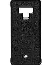 Montblanc Sartorial Hard Phone Case für das Samsung N9 - Schwarz