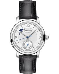 Montblanc Star Legacy Moonphase & Date 36 mm - Mettallic