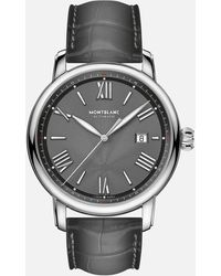 Montblanc Star Legacy Automatic Date 43 mm - Gris