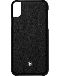 Montblanc Sartorial Hard Phone Case für das Apple iPhone XR - Schwarz