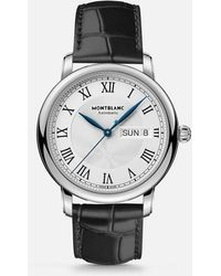 Montblanc Star Legacy Automatic Day & Date 39 mm - Negro