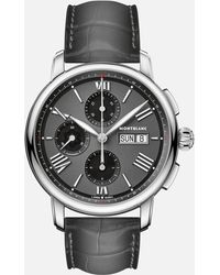 Montblanc Star Legacy Chronograph Day & Date - Gris