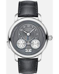 Montblanc Star Legacy Nicolas Rieussec Chronograph - Grau