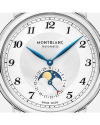 Montblanc Star Legacy Moonphase 42 Mm - Mettallic