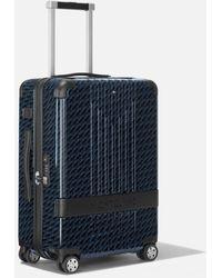 Montblanc #my4810 Trolley De Cabina M_gram 4810 - Azul