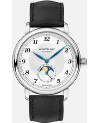 Montblanc Star Legacy Moonphase 42 Mm - Nero