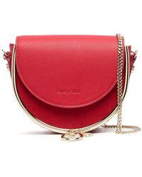 See By Chloé Borsa Chain - Red