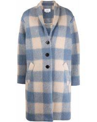 Étoile Isabel Marant Etoile Coats Blue