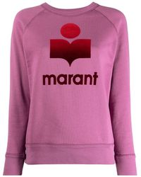 Étoile Isabel Marant Milly Sweater - Pink