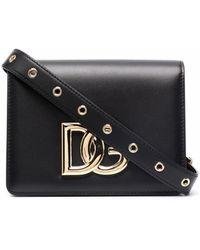 Dolce & Gabbana Cross Body Bag - Black