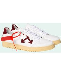 Off-White c/o Virgil Abloh Trainers Arrow 2.0 - White