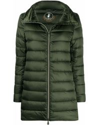 Save The Duck Padded Jacket - Green