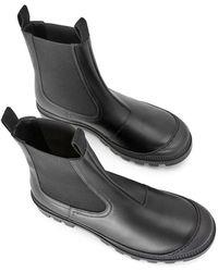 Loewe Chelsea Boots - Black