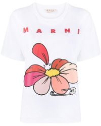Marni T-shirt - White