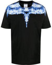 Marcelo Burlon - T-shirt Stampa Ali - Lyst