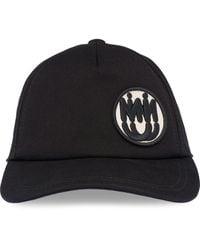 Miu Miu Baseball Cap - Black