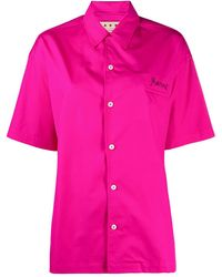 Marni Camicia - Pink