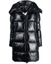 Save The Duck Padded Jacket - Black