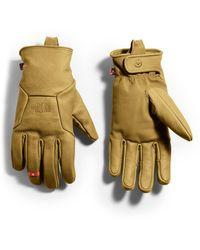 The North Face Summit Work Glove - Metallic