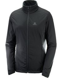 Salomon - Agile Warm Jacket - Lyst