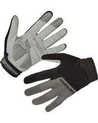 Endura Hummvee Plus Ii Glove - Black