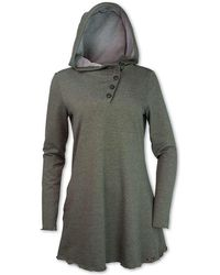Purnell - French Terry Tunic - Lyst