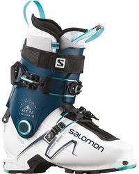 Yves Salomon Blue X Max 90 Ski Boot Lyst