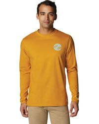 Mountain Hardwear Keep Earth Awesome Ls Tee - Multicolor