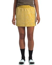 The North Face Class V Skort - Yellow