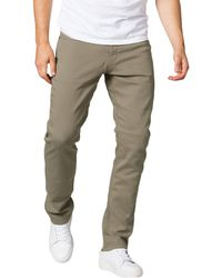 DUER No Sweat Relaxed Fit Pant - Gray