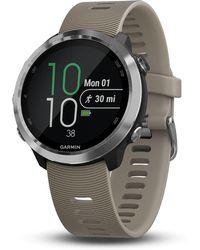 Garmin Forerunner 645 Watch - Metallic