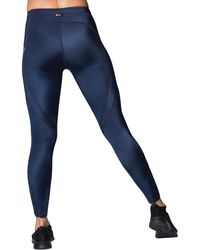 CW-X - Womens Stabilyx Joint Support Compression Tights - Lyst
