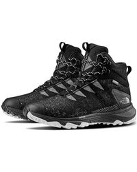 abeefb5bd28d Lyst - The North Face  ultra Ii Gtx  Waterproof Hiking Shoe in Gray