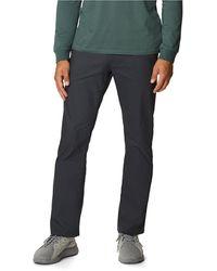 Mountain Hardwear Hardwear Ap 5-pocket Pant - Blue