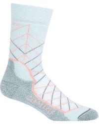 Icebreaker - Hike+ Medium Crew Sock - Lyst