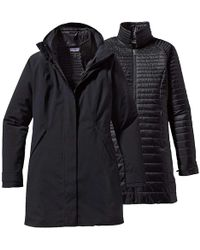 Patagonia | Vosque 3-in-1 Parka | Lyst