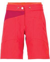 La Sportiva Tx 9 Inch Short - Red