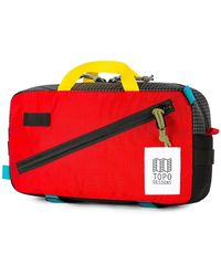 Topo Quick Pack - Red