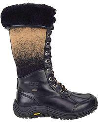 UGG - Adirondack Tall Wool Boot - Lyst