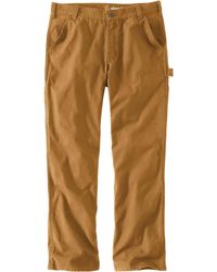 Carhartt - Rugged Flex Relaxed Fit Duck Dungaree - Lyst