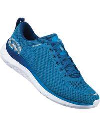 Hoka One One Clifton 4 Shoe - Blue